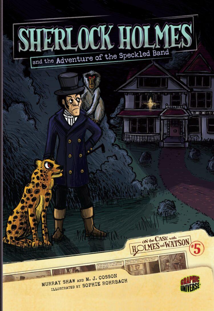 داستان انگلیسی The Speckled