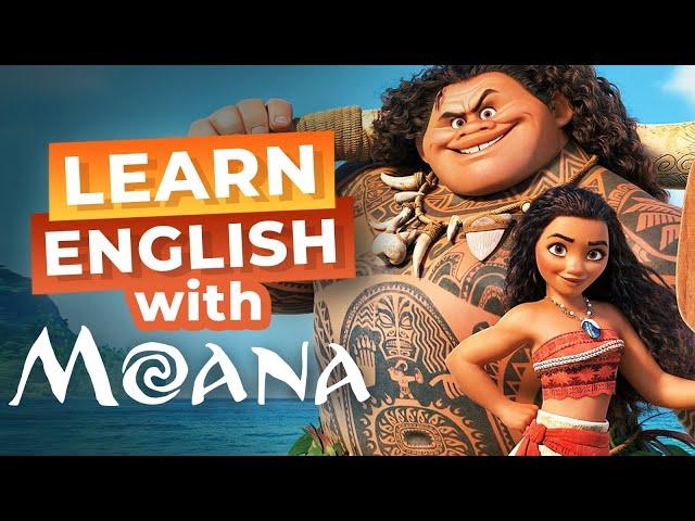مکالمه Disney Movies Moana زبان انگلیسی