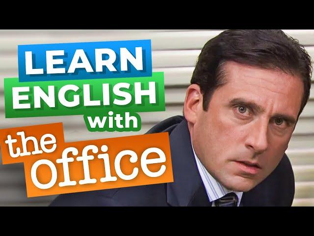 مکالمه The Office زبان انگلیسی