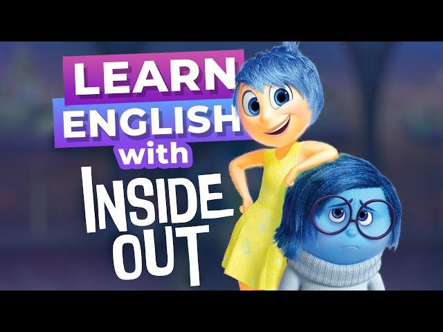 مکالمه Inside Out How to Speak About Emotions in English زبان انگلیسی