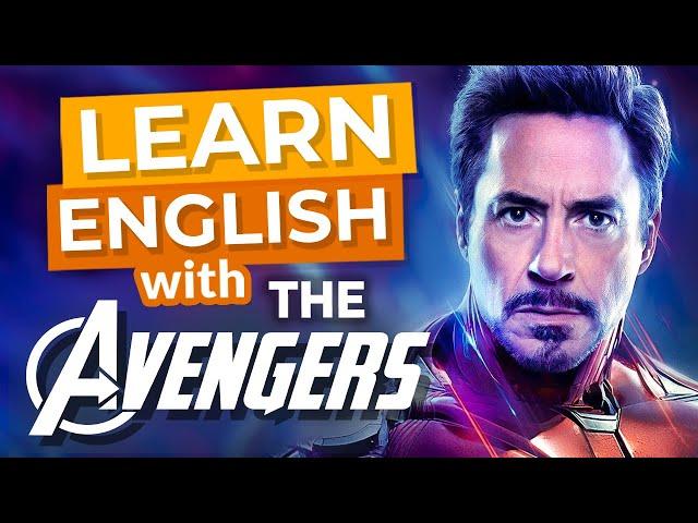 مکالمه Avengers زبان انگلیسی