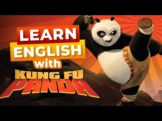 مکالمه Kung Fu Panda Intermediate Lesson زبان انگلیسی