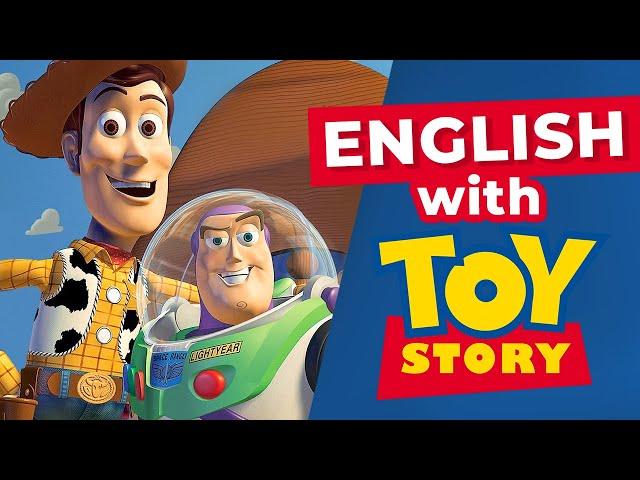 مکالمه Toy Story زبان انگلیسی