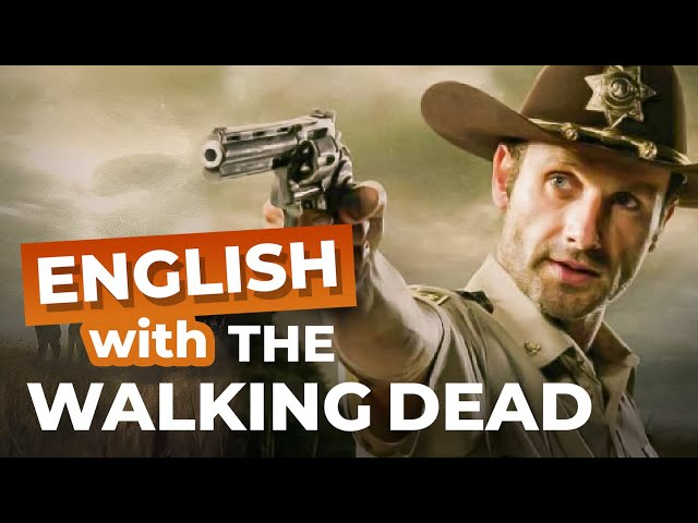 مکالمه The Walking Dead زبان انگلیسی