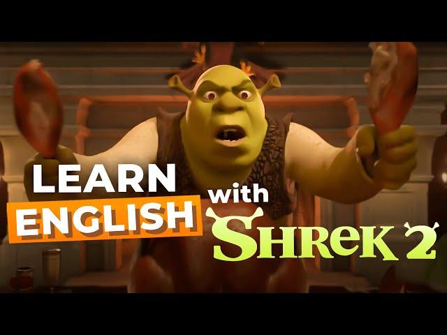 مکالمه Shrek زبان انگلیسی