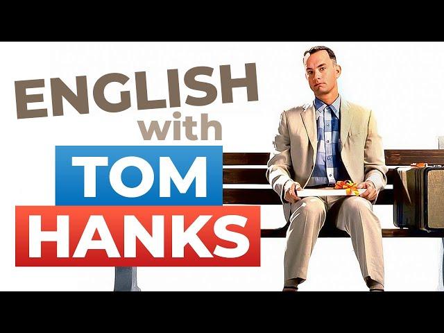 مکالمه Movies Tom Hanks Forrest Gump زبان انگلیسی