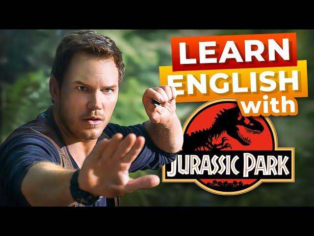 مکالمه Movies Jurassic Park زبان انگلیسی
