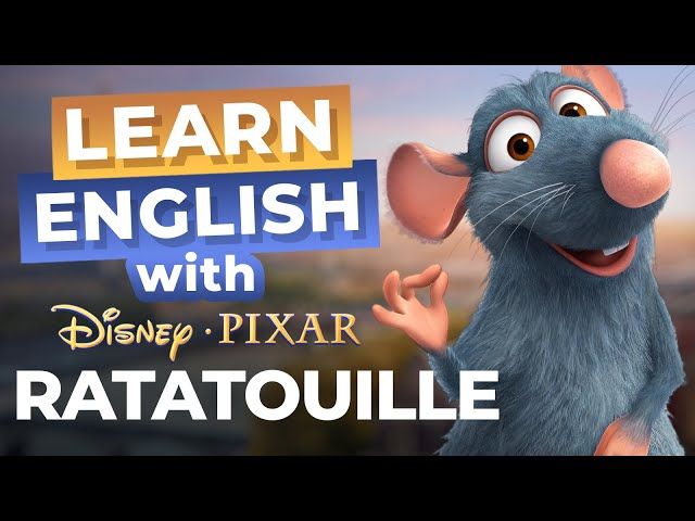 مکالمه Ratatouille Describing an Extraordinary Dish زبان انگلیسی