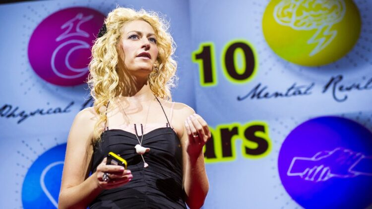 The game that can give you 10 extra years of life _ Jane McGonigal